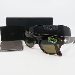 PO 3231-S 24/57 Persol Polarized Havana Sunglasses